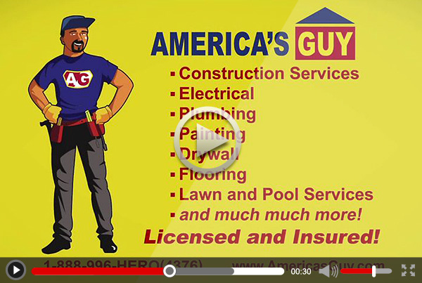 "America's Guy ""Conversation"" 30 sec TV Commercial"