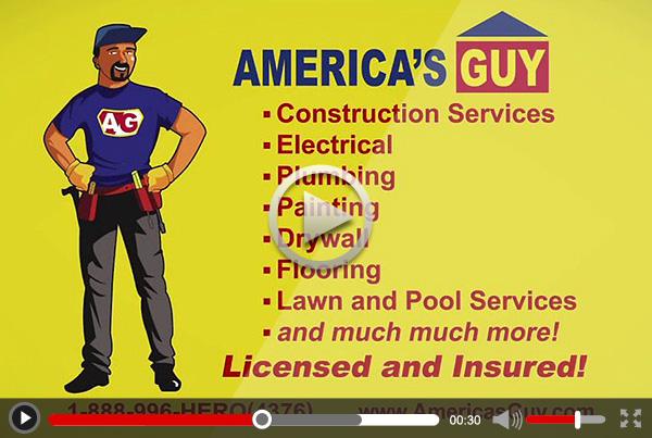 "America's Guy ""Conversation"" 30 sec TV Commercial"