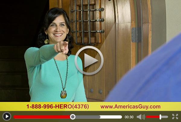 "America's Guy ""Hero"" 30 sec TV Commercial"