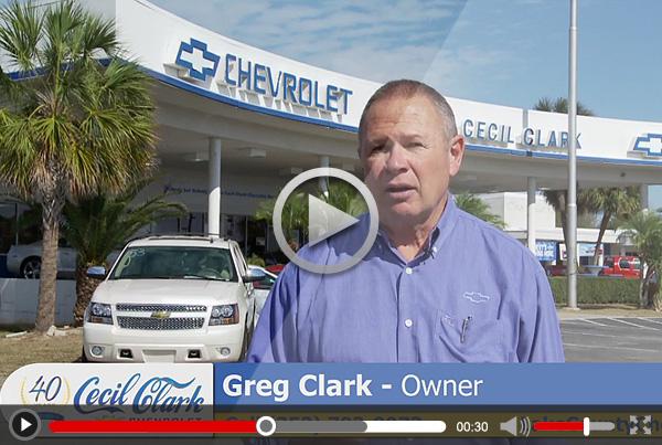 """Cecil Clark Chevrolet  """"40th Anniversary"""" Marketing Video"""