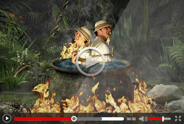 """Create 180 Design """"Jungle"""" 15 sec Marketing Video"""