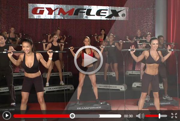 "Gymflex ""DRTV 2 min"" 120 sec TV Commercial"