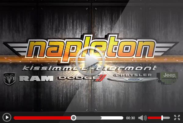 "Napleton Chrysler Jeep Dodge ""Buy One Get One"" 15 sec TV Commercial"